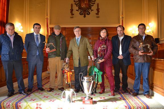 galgos campeones de espana: